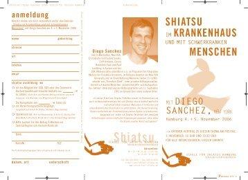 Shiatsu Shiatsu - Ausbildungsinstitute.de