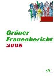 Grüner Frauenbericht 2005 1