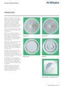 Circular Ceiling Diffusers - Air Diffusion - Page 3