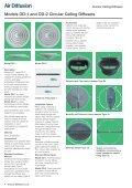 Circular Ceiling Diffusers - Air Diffusion - Page 4