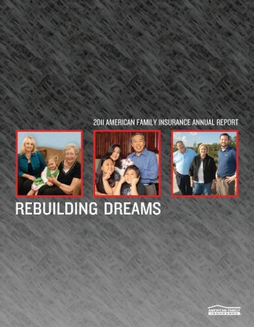annual report - American Family Insurance