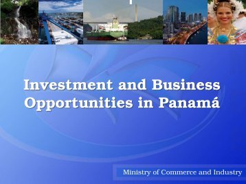 Investment and Business in Panamá - sem