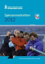 Sjømannsidretten 2012 - Sjøfartsdirektoratet