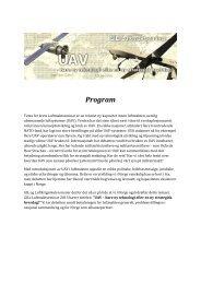 Program - Høgskolene i Forsvaret