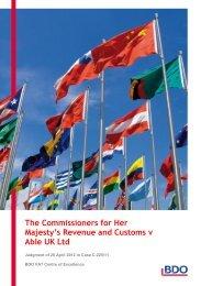 C-225-11.HMRC v Able UK Ltd.pdf - BDO