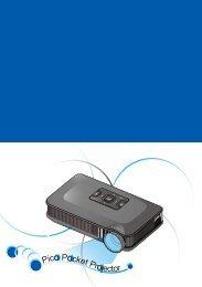 Pico Pocket Projector - Optoma