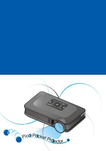 Pico Pocket Projector - Optoma