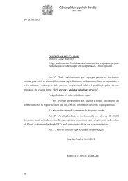 PP 19.291/2012 PROJETO DE LEI N°. 11.084 (Roberto Conde ...
