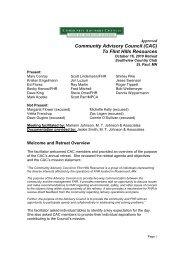 October 16, 2010 Approved Minutes - Flinthillscac.org