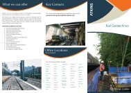 Rail Geotechnics - FINAL.indd - Atkins