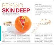 Beyond Skin Deep