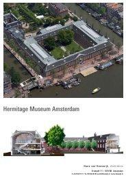 Hermitage Museum Amsterdam - Hans van Heeswijk architecten