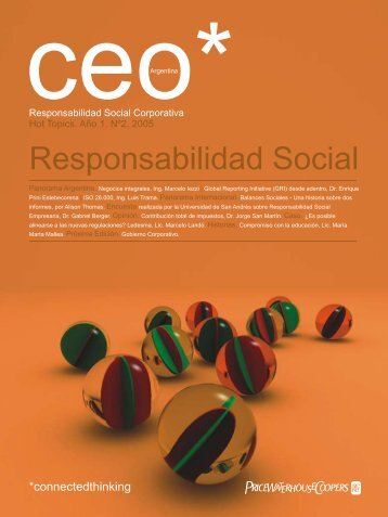 Responsabilidad Social - PwC Argentina