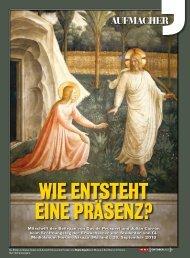 wie entsteht eine präsenz? - Gemeinschaft und Befreiung Österreich