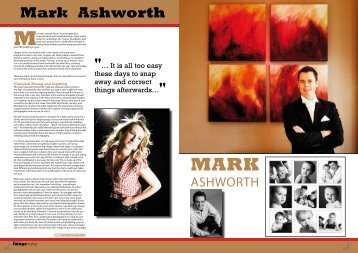 SWPP magazine - Ashworth Photography