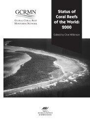 complete document (PDF File - 4272 KB) - International Coral Reef ...
