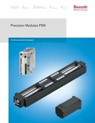 Precision Modules PSK - Womack Machine Supply Company