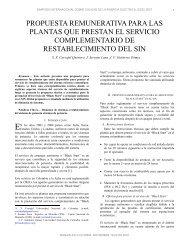 propuesta remunerativa para las plantas que prestan el servicio ...