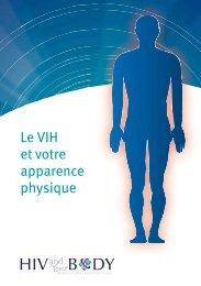 Le VIH et votre apparence physique.pdf - Groupe sida Genève
