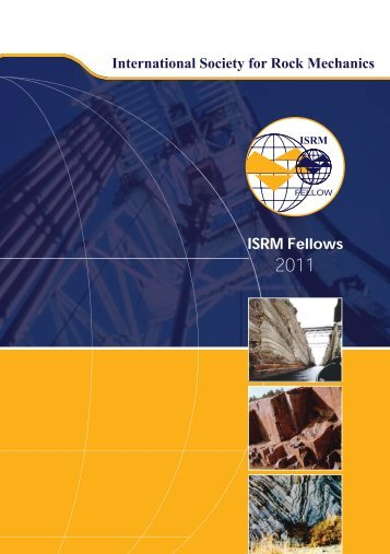 ISRM Fellows