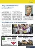 VP Kottingbrunn erreicht höhere Förderung vom Land zur weiteren ... - Seite 3