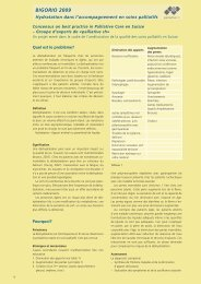 Hydratation dans l'accompagnement en soins palliatifs (PDF)