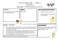 Letters and Sounds - Phase 1 – Aspect 5 Alliteration Tuning into ...