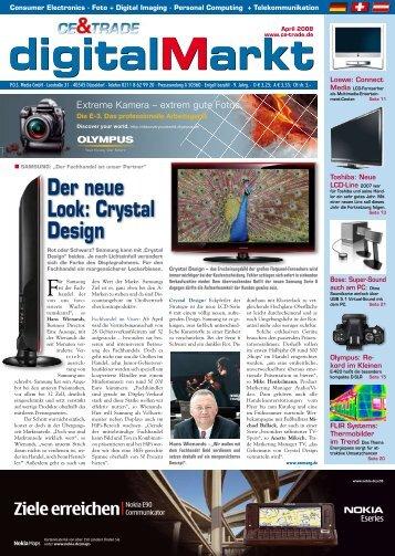 Der neue Look: Crystal Design