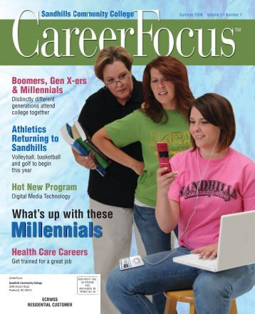 Millennials - Sandhills Community College