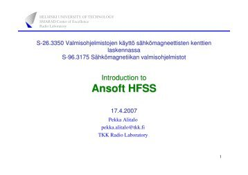 Ansys student version download here.