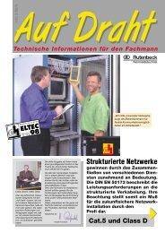 Strukturierte Netzwerke - Rutenbeck