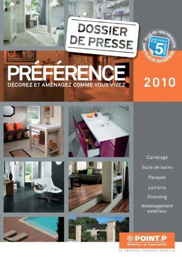 PointP Catalogue 2010:Mise en page 1