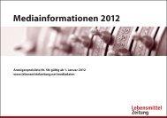 Mediakit DE - Isler Annoncen AG