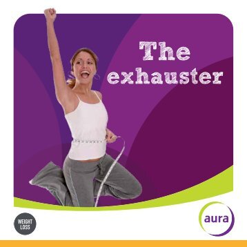 Weight loss – 'The Exhauster' - Aura Leisure Centres