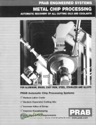 Prab Automatic Chip Processing System Brochure - Sterling ...