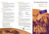 Infos zum Programm (PDF) [700 kB] - Eine Welt Netz NRW