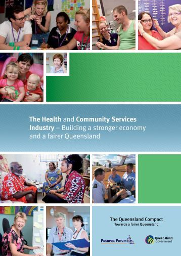 The Health and Community Services Sector - Department of ...