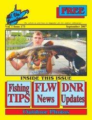 Vol. 1 Issue 173 September 2007 - Wvasportsman.net