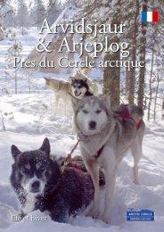 Près du Cercle arctique - Arvidsjaur