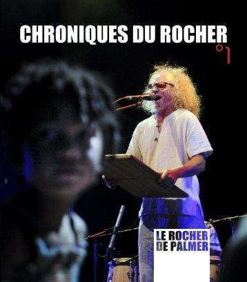 Chroniques du Rocher N°1 - Le Rocher de Palmer