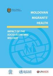 Moldovan Migrants' Health - Migratie.md