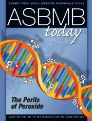 ASBMB Today - Center for Structural Biology