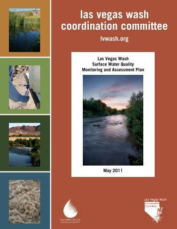 Las Vegas Wash Surface Water Quality Monitoring and Assessment ...