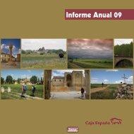 Informe y cuentas anuales 2009 - Caja España-Duero