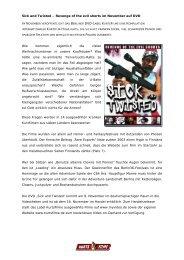 Sick and Twisted – Revenge of the evil shorts im November auf DVD ...