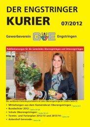 07/12 - Engstringer Kuriers