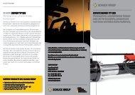 Flyer Dehner SDS - Franz Schuck GmbH