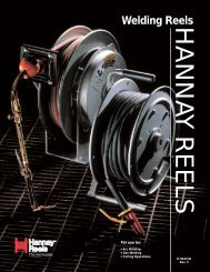 Welding Reels Catalog - Gas Equipment Company, Inc.