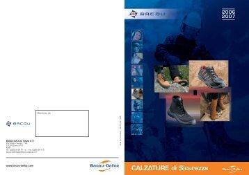 Catalogo completo calzature Sperian - Edilio