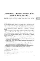 Standardizarea procesului de nursing.pdf - ati | anestezie terapie ...
